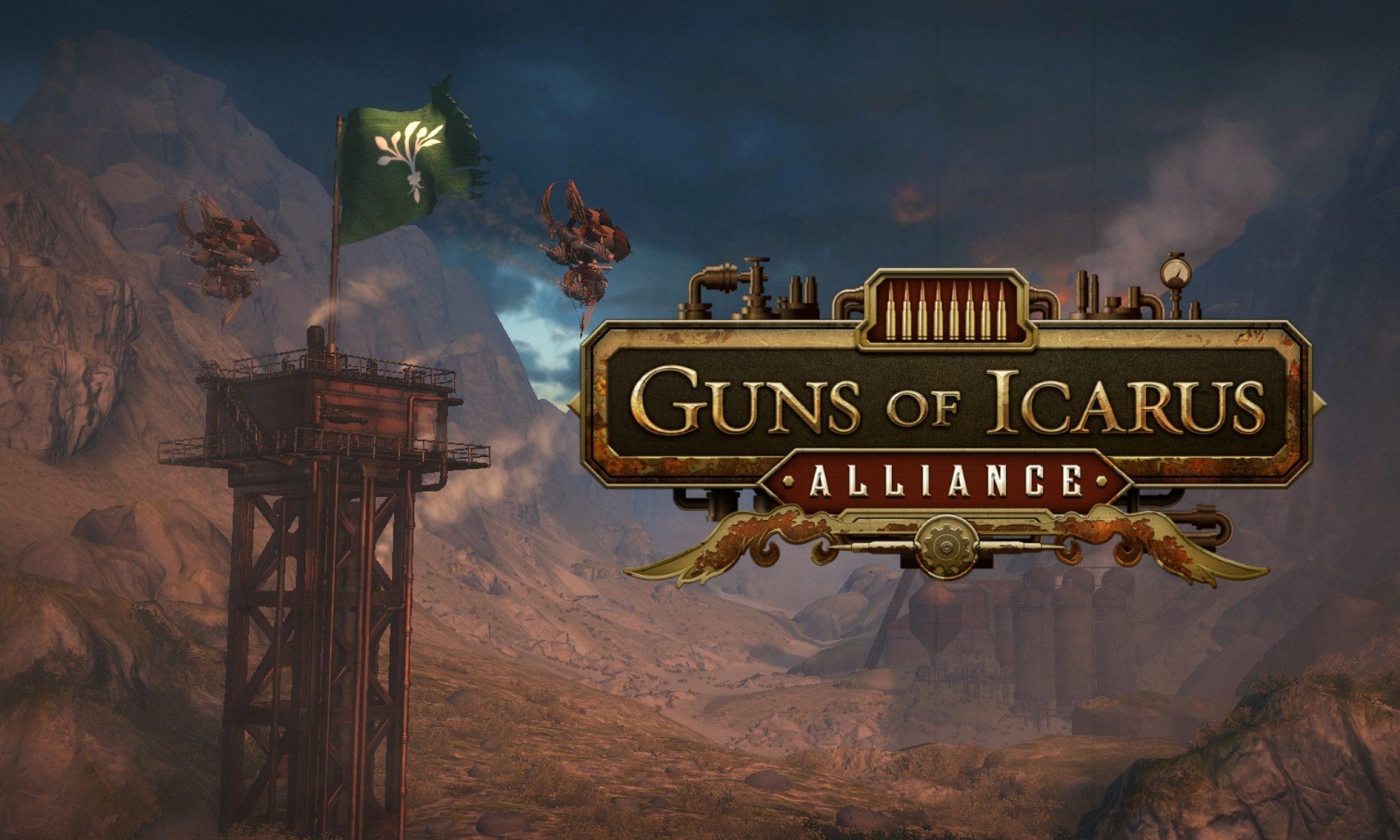 Guns of Icarus JP