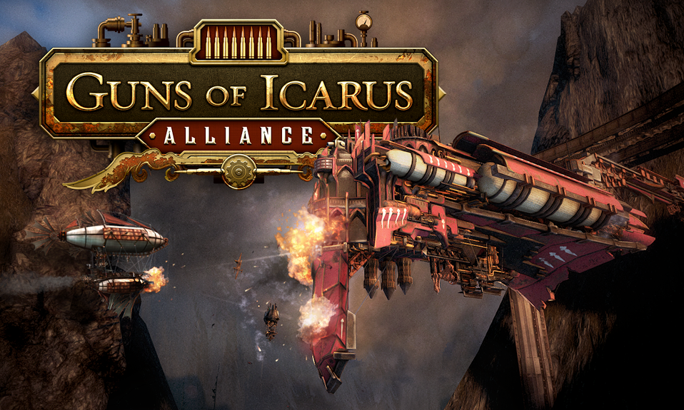Guns of Icarus JP
